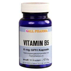 Вітамін B5 - засіб для лікування гіперліпідемії