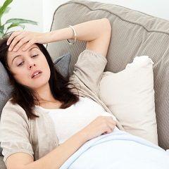 Головний біль при вагітності