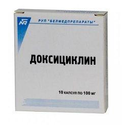Доксициклін - антибіотик для лікування гонореї
