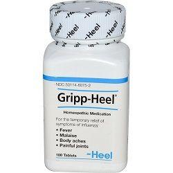 Грип-Хеель - засіб для лікування грипу та ГРЗ