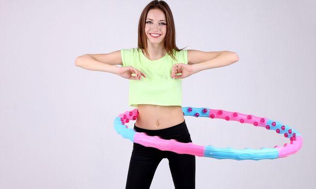 Вправи з хулахуп для схуднення