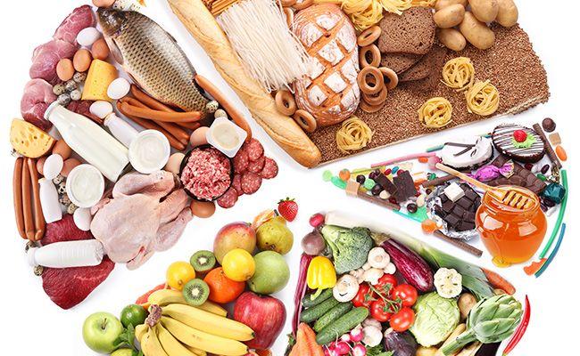 Дотримуйтеся принципів роздільного харчування