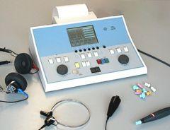 Імпедансометрія для проведення акустичної импедансометрии