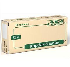 Карбамазепін - протиепілептичний засіб