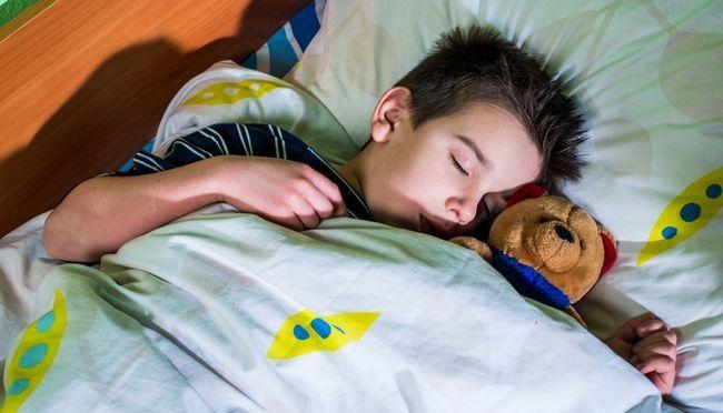 Подбайте про здоровий сон дитини