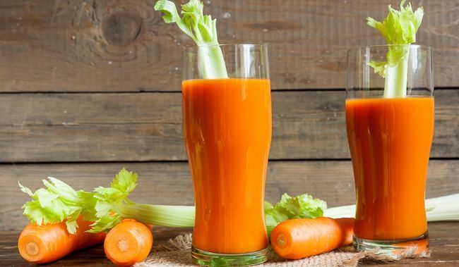 Овочеві коктейлі позитивно впливають на стан підшлункової залози