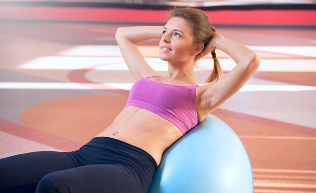 Ефективні вправи для здоров`я спини