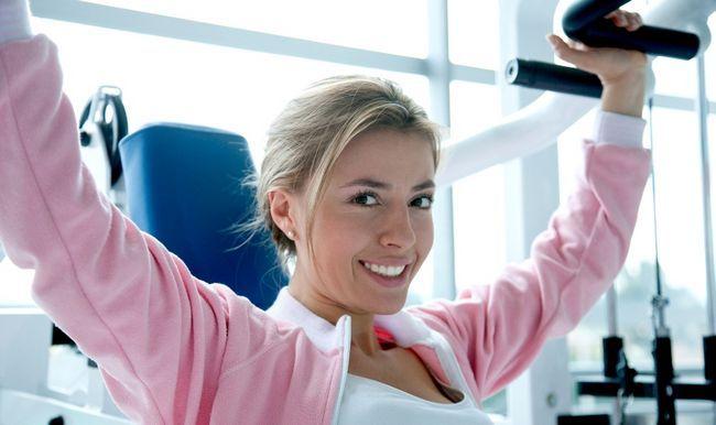 Комплекс вправ, щоб прибрати жир зі спини