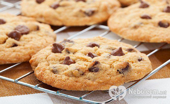 Печиво з низьким відсотком жирності