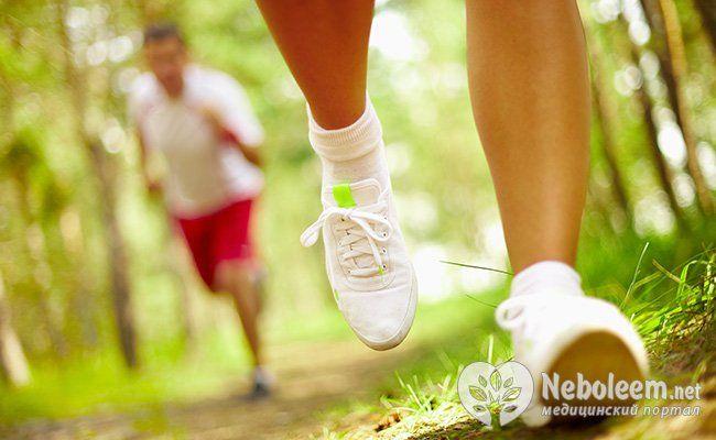 Біг - проти зайвої ваги