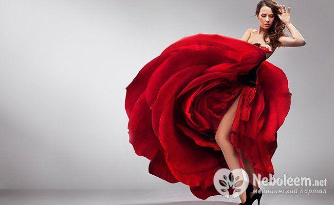 Фламенко - для гнучкості