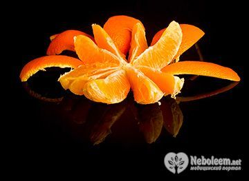 Калорійність апельсина