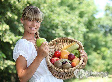 Калорійність фруктів і їх вживання при дієті