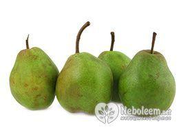 Калорійність груші - 57 ккал на 100 грам