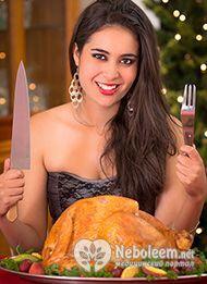 Дієтичні страви з індички корисні худне