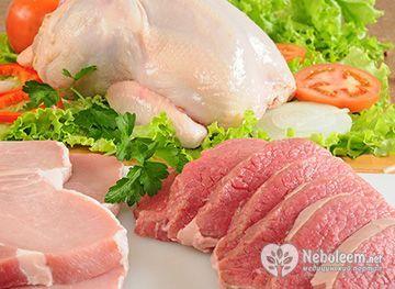 Дієтичні страви з м`яса - рецептура і технологія приготування