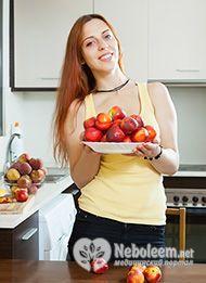 Низька калорійність нектарина робить цей фрукт ідеальним інгредієнтом дієти
