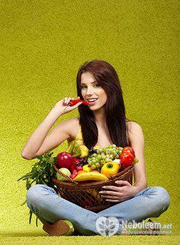 Рецепти овочевих салатів для схуднення