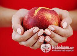 Низька калорійність персиків робить цей фрукт хорошим інгредієнтом дієт