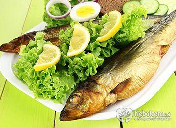 Калорійність риби, вміст білків і жирів