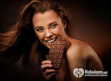 Від чого залежить калорійність молочного шоколаду