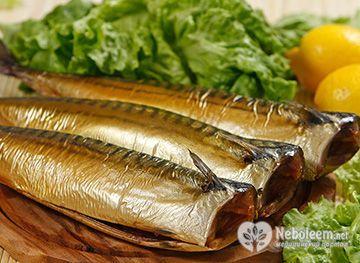 Жири, білки, мікроелементи і калорії скумбрії