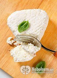 Калорійність сиру домашнього - 145-232 ккал на 100 г