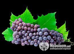Як правильно розрахувати, скільки калорій у винограді