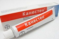 Крем для зовнішнього застосування Канестен