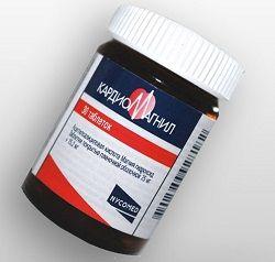 Кардіомагніл 75 мг + 15,2 мг