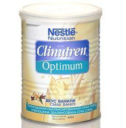 Клінутрен Оптимум зі смаком ванілі