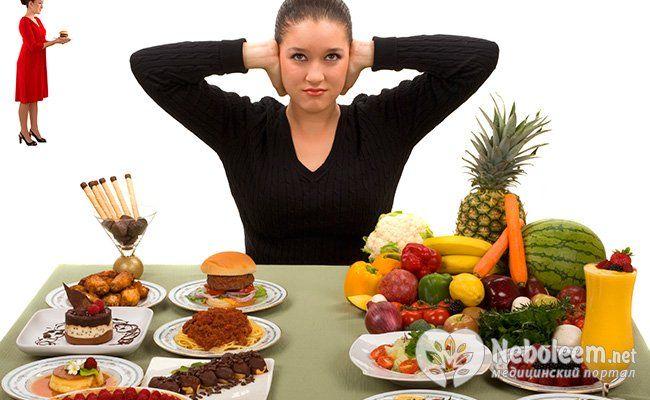 Коли дієта недоречна