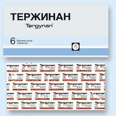 Тержинан - один з препаратів для лікування кольпіту