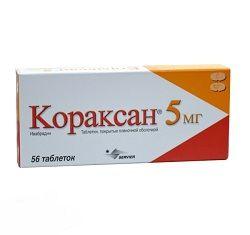 Кораксан 5 мг