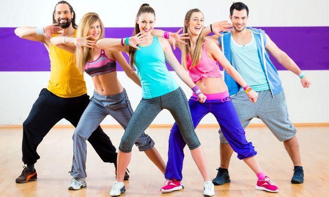 Зумба - танцювальний фітнес