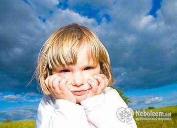 Лікування герпесу у дітей