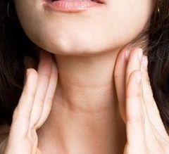Збільшення лімфовузлів - основний симптом лімфаденіту