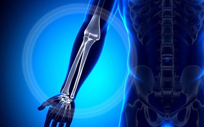 Променева кістка