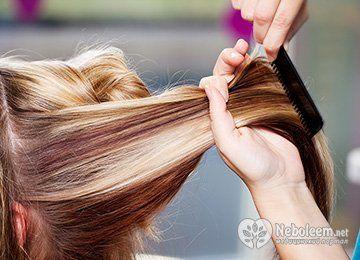 Каліфорнійське мелірування на русяве волосся - тонкощі та секрети