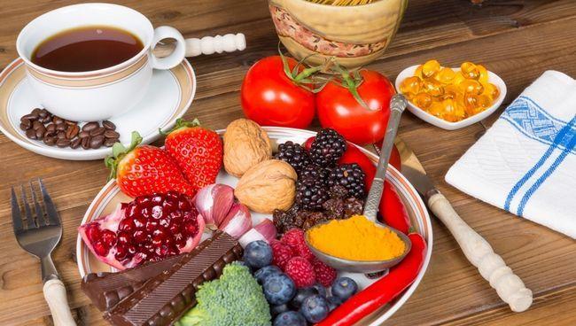 Міфи і факти про антиоксиданти