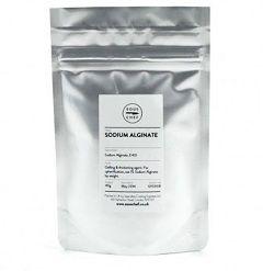 Натрію альгінат - харчова добавка Е401