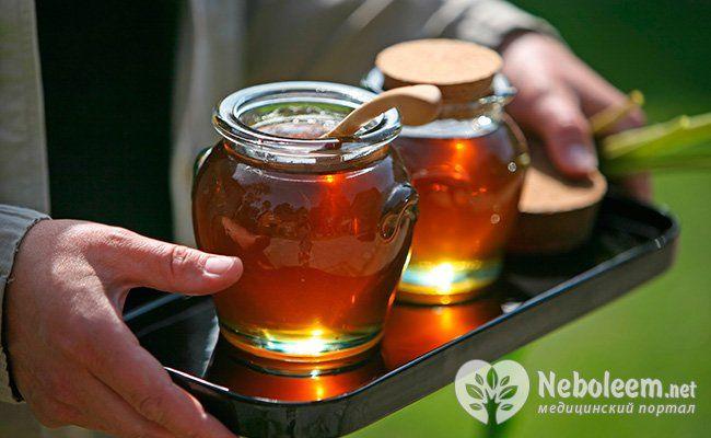 Чайна ложка меду перед сном