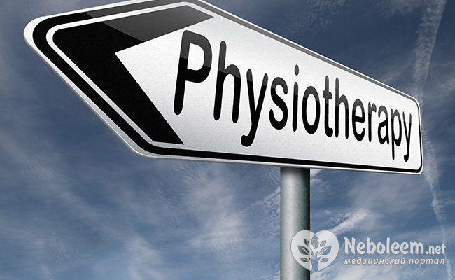Фізіотерапія в лікуванні простати