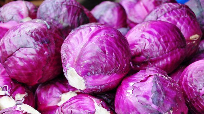 Користь синіх і фіолетових овочів і фруктів