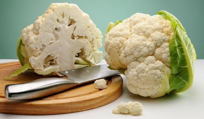 Користь білих овочів і фруктів