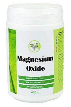Оксид магнію в упаковці