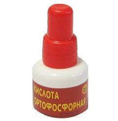 Ортофосфорна кислота - харчова добавка Е338