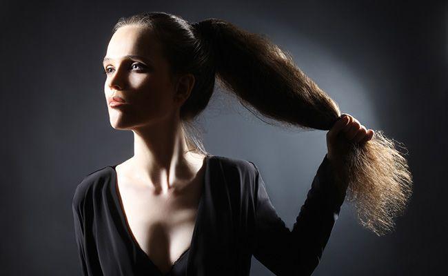 Надмірне стягання шкіри голови