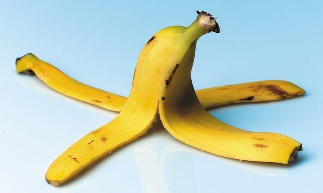 Бананова шкірка