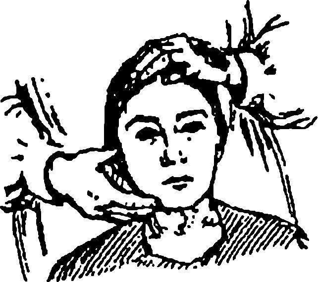 Пальпація лімфатичних вузлів шиї